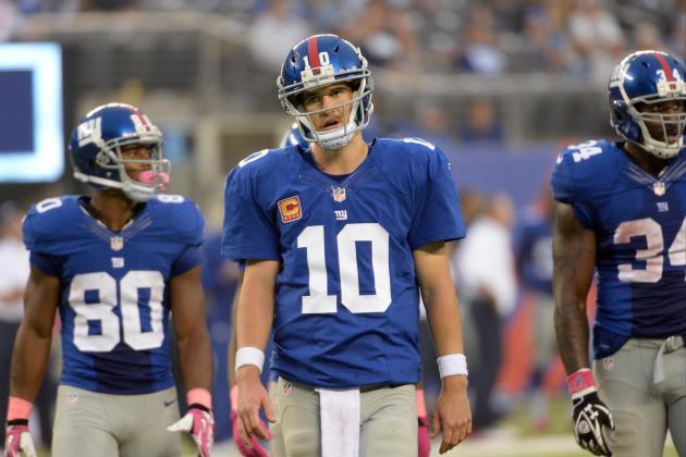 New York Giants: 5 Players to Watch vs. Chicago Bears