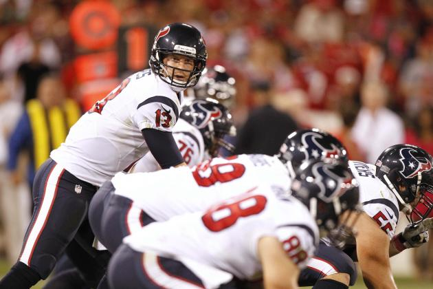 7 Bold Predictions for Houston Texans' Week 6 Matchup