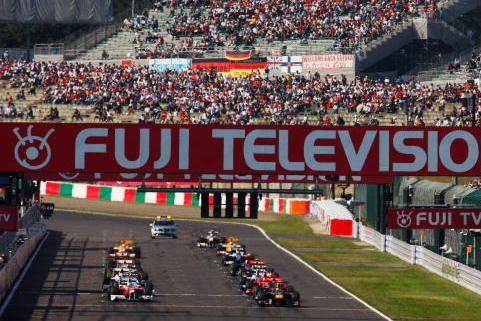 Formula 1 Japanese Grand Prix Preview: Tyres, DRS, Weather and Session Times