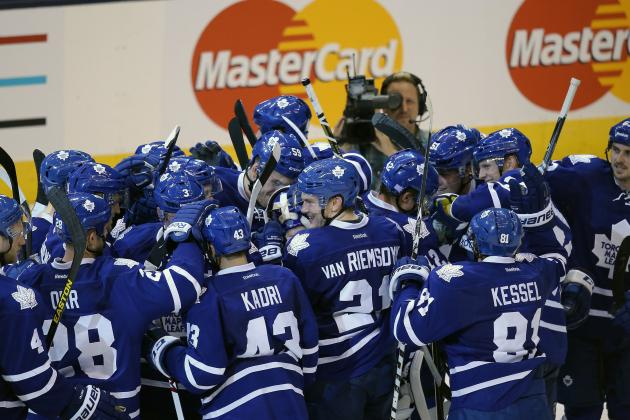 Biggest Takeaways from Toronto Maple Leafs' Start to the 2013-14 Season