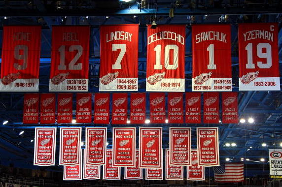 Ranking the 5 Greatest Scorers in Detroit Red Wings History