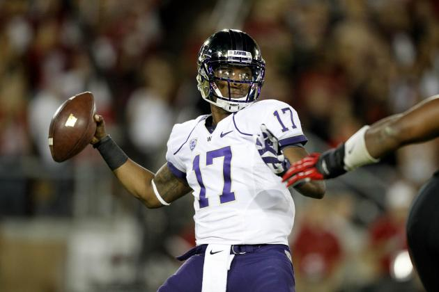 College Football Week 7 Picks: Oregon Ducks vs. Washington Huskies
