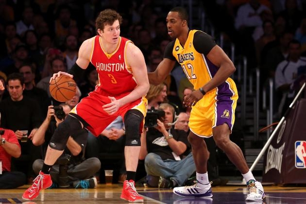 5 Best Omer Asik Trade Options for Houston Rockets