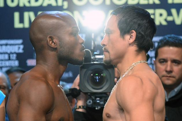 Bradley vs. Marquez: Expert Predictions for Main Event