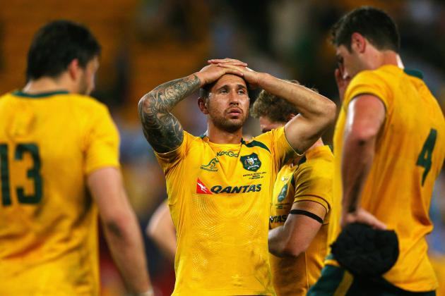 5 Reasons Why Australia Won't Win a Game in Europe in November