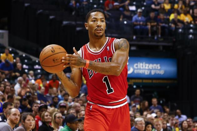 Winners and Losers from Week 1 of Chicago Bulls' Preseason