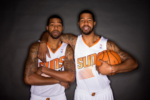 Winners and Losers from Week 1 of Phoenix Suns' Preseason