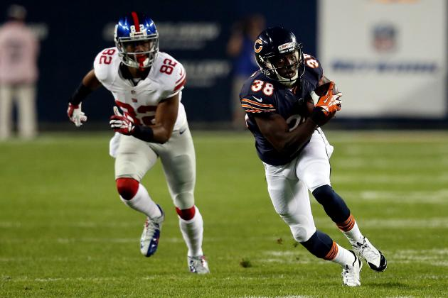 Bears vs Giants: Takeaways from Chicago's 27-21 Win over New York