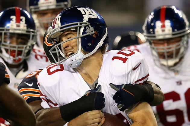 Giants vs. Bears: Takeaways from New York's 27-21 Loss to Chicago