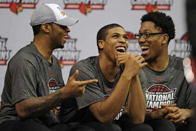 Louisville Basketball: 5 Cardinals Needed to Repeat as NCAA Champs