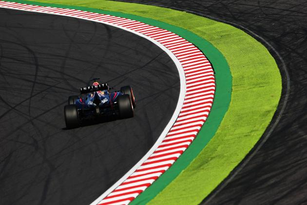 Japanese F1 Grand Prix 2013: Results, Times for Practice and Qualifying