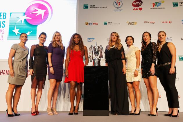 WTA Championships Fashion Hits and Misses