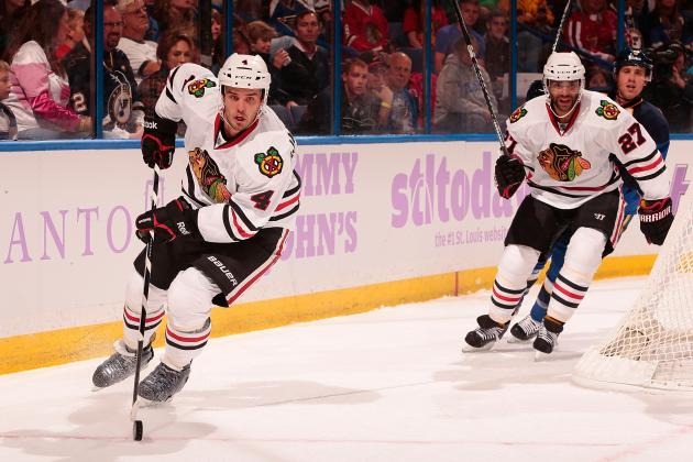 Chicago Blackhawks: 5 Things to Watch in a Big Weekend at Home