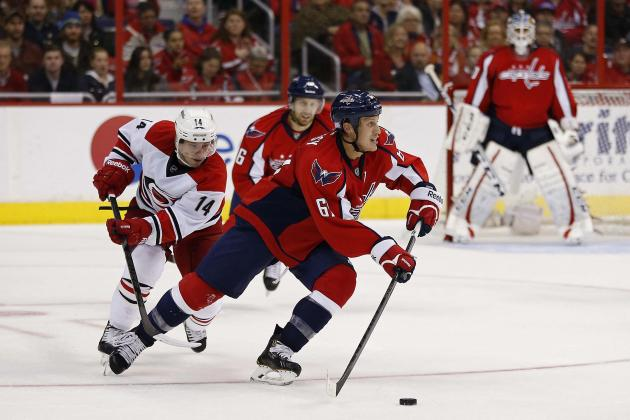 Washington Capitals' Biggest Early Surprises in 2013-14 Season