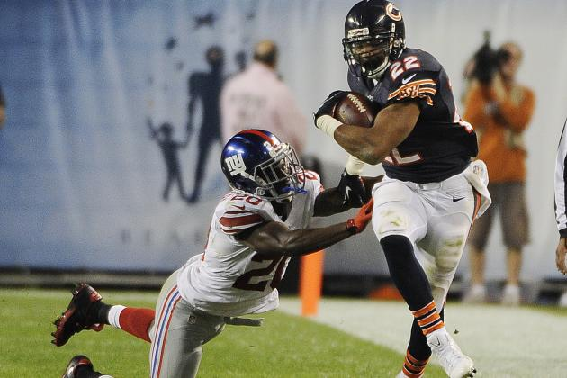 Giants vs. Bears: Full Roster Report Card Grades for Chicago