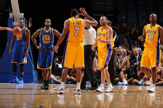 5 Ways for LA Lakers to Pick Up Scoring Slack from Kobe Bryant's Absence