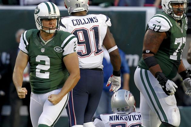 Patriots vs. Jets: Takeaways from New York's 30-27 Overtime Win over New England