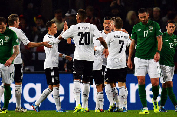 Germany vs. Republic of Ireland: 6 Things We Learned
