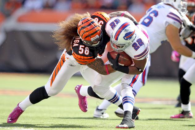 Cincinnati Bengals vs. Buffalo Bills: AFC Preview and Prediction