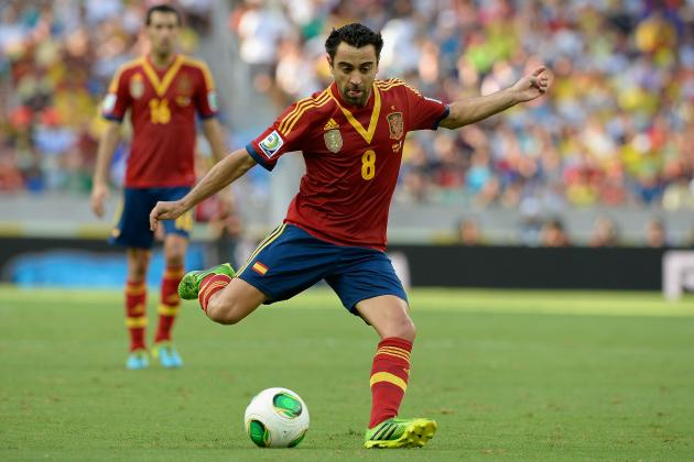 5 Things We Learned from Spain's Win over Belarus