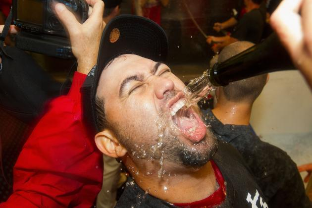 50 Really Awkward Champagne Celebration Moments