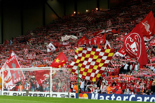 10 of the Greatest European Nights at Anfield