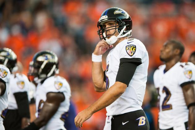 Ranking Baltimore Ravens' 10 Biggest Developments in Season's 1st Half
