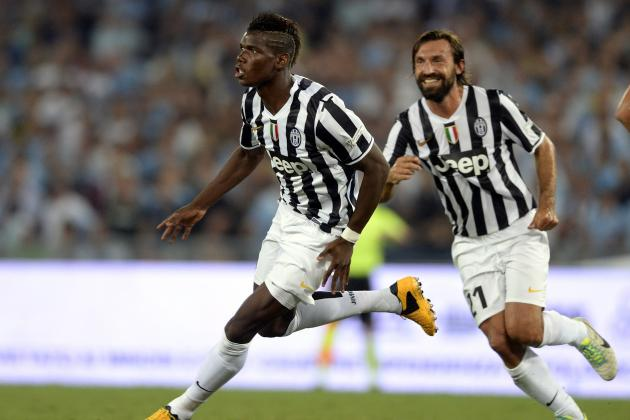4 Things Andrea Pirlo Can Teach Paul Pogba at Juventus