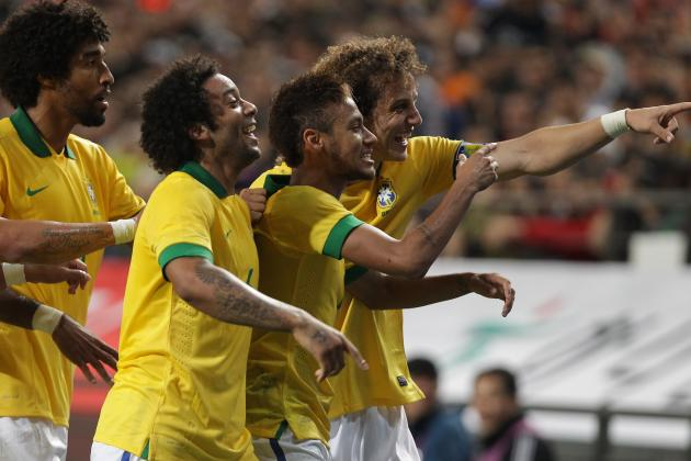 5 Things We Learned from South Korea vs. Brazil
