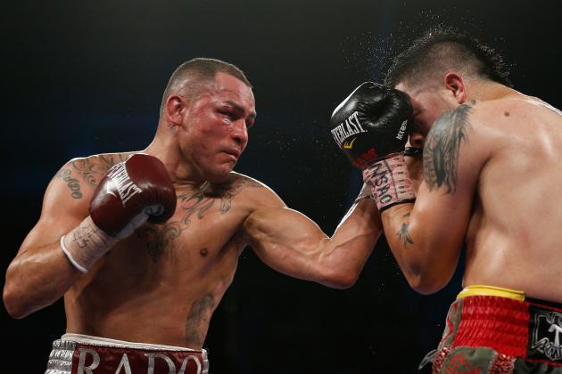 Mike Alvarado vs. Ruslan Provodnikov: Preview and Prediction for Title Fight