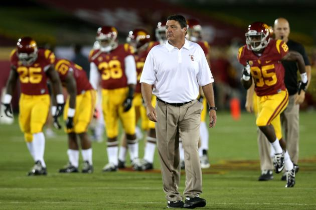 USC Football: Midseason Grades for Players and Coaches
