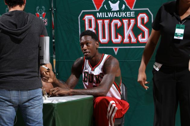 2013-14 NBA Season Preview Power Rankings for Milwaukee Bucks