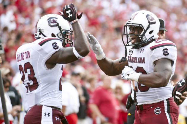 South Carolina vs. Arkansas: 10 Things We Learned from the Gamecocks' Win