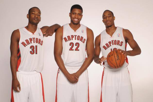 2013-14 NBA Season Preview Power Rankings for Toronto Raptors
