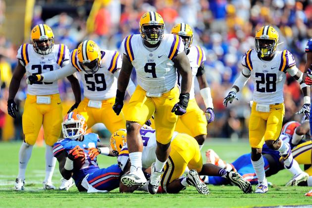 Florida vs. LSU: 10 Things We Learned from Tigers' Win