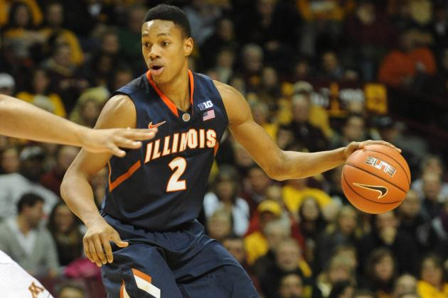 Illinois Basketball 2013-14 Preview: Bertrand Will Lead Young Illini Squad