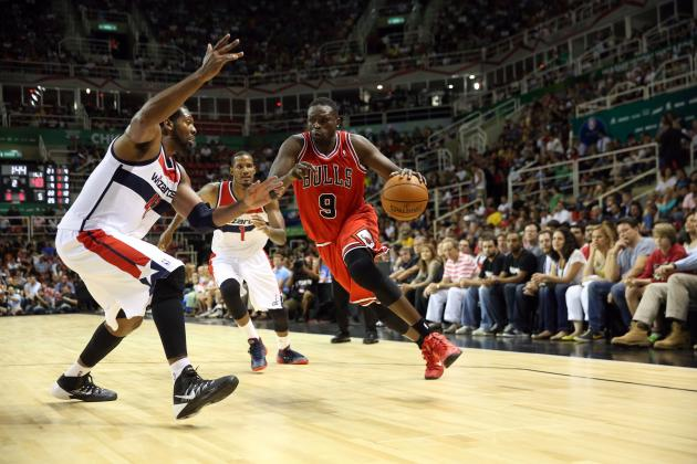 Chicago Bulls vs. Washington Wizards: Postgame Recap and Grades