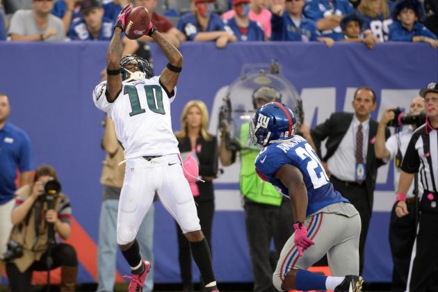 Greatest Wide Receivers in Philadelphia Eagles Franchise History