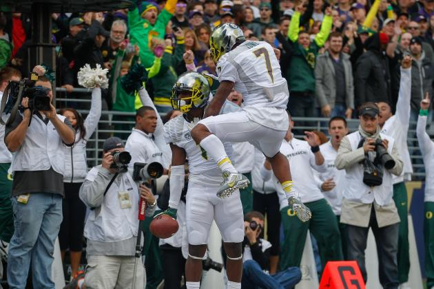 Oregon vs. Washington: 10 Things We Learned from the Ducks' Win over the Huskies