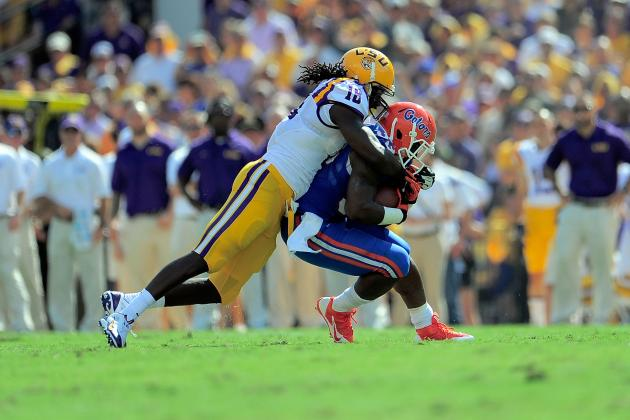 Florida vs. LSU: 10 Things We Learned in the Gators' Loss