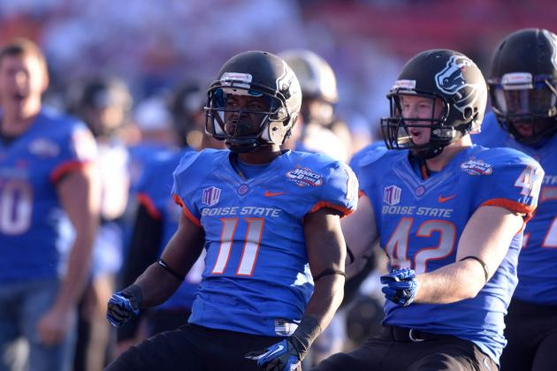 Boise State vs. Utah State: 10 Things We Learned from the Broncos' Win