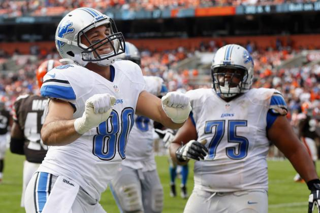 Detroit Lions vs. Cleveland Browns: Full Lions Report Card
