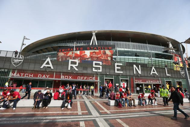 6 Best Places in the World to Watch an Arsenal Match