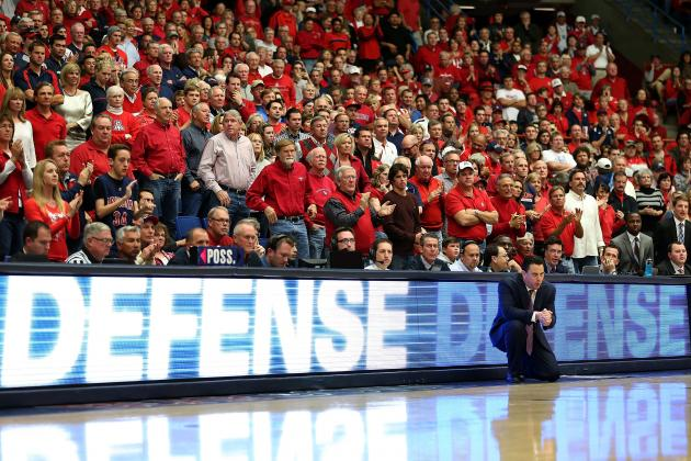 Arizona Wildcats Basketball: 5 Takeaways from Red-Blue Scrimmage