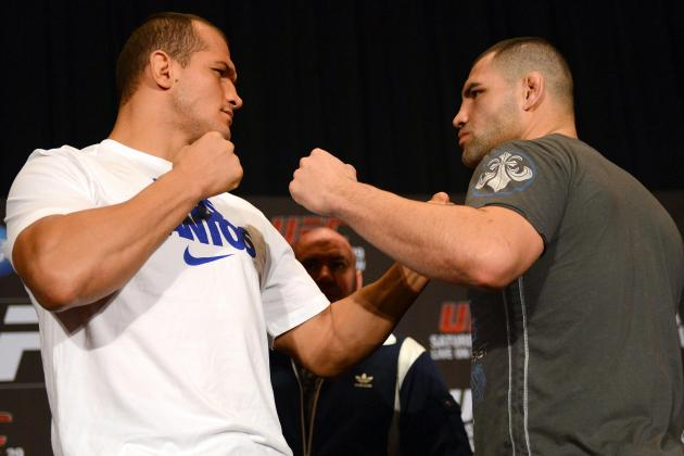 UFC 166: Cain Velasquez vs. Junior dos Santos Full Head-to-Toe Breakdown