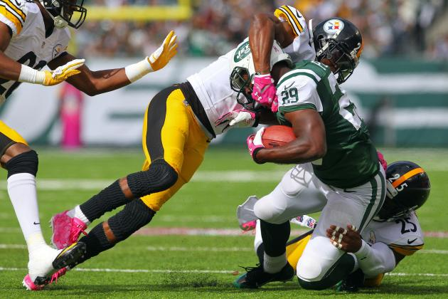 Steelers vs. Jets: Takeaways from New York's 19-6 Loss to Pittsburgh