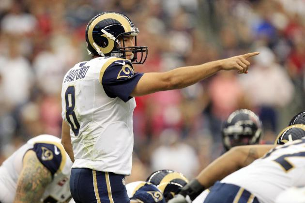 Rams vs. Texans: Takeaways from St. Louis' 38-13 Win over Houston
