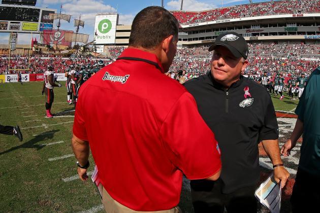 Eagles vs. Buccaneers: Takeaways from Tampa Bay's 31-20 Loss to Philadelphia