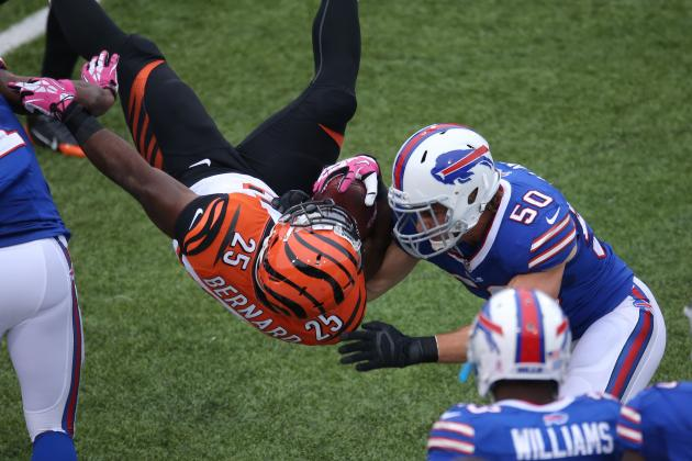 Bengals vs. Bills: Takeaways from Buffalo's 27-24 Loss to Cincinnati