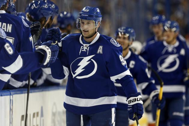 Buying Or Selling Tampa Bay Lightning Players 39 Hot Starts In 2013 14 Bl